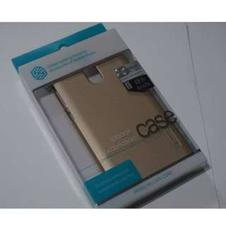 Nillkin Frosted Shield Hard Case for Xiaomi Redmi Pro (gold)
