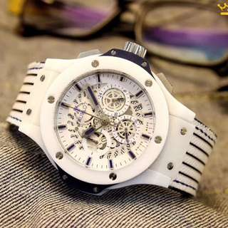 NEW HUBLOT COLLECTION 2018