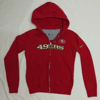 Nike sf 49ers auth