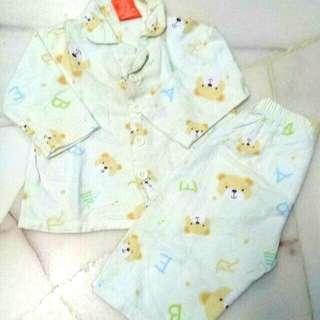 6-12 months sleepwear / pyjamas