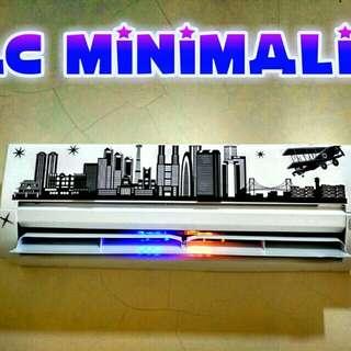 Ac Minimalis Kristal Paling Laris