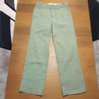 二手 Dickies 874 工作褲 正常版型 卡其色
