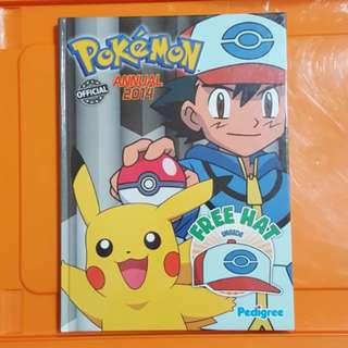 0403 NEW Pokemon Annual 2014
