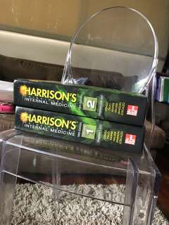 Harrison's 18th edition