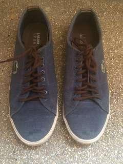 [[Authentic Lacoste Shoes]] 9/10 condition