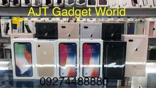 iPhone X 8 Plus 64gb 256gb