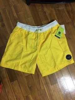 Men's Island Haze Swim Shorts Size Medium