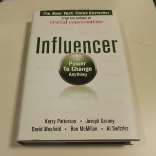 Influencer - The Power to Change Anything