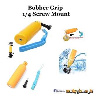Bobber Grip 1/4 Screw Mount