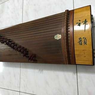 [平讓]古箏 18 弦 (上海出產)