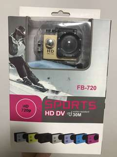 Sports HD DV Camera