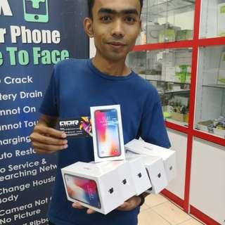 IPhone X 256gb MYSET