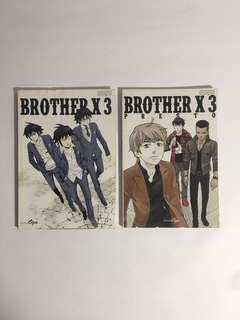 Komik Brother X3