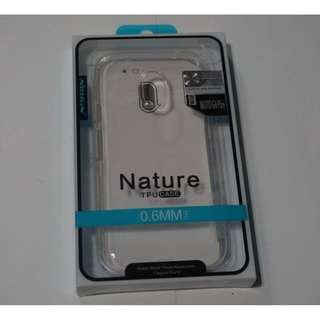 Nillkin Nature Tpu Case for Motorola G4 Play (clear)
