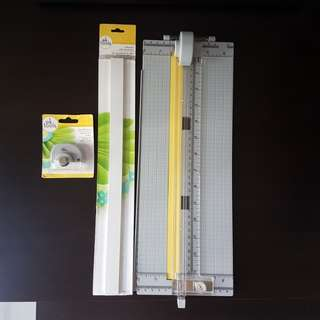 EK Success Paper Trimmer & Accessories