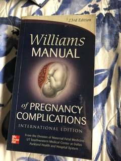 WILLIAMS MANUAL