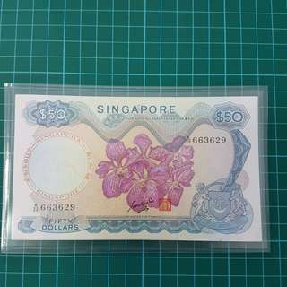 Orchid 🌸 $10 🇸🇬 🐉GKS A/20 663629