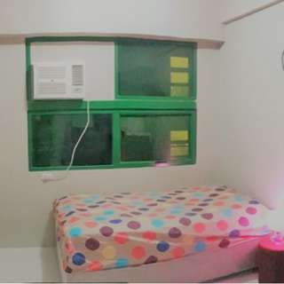 BUDGET Friendly Unit near GMA 7 at Symphony Towers For RENT
