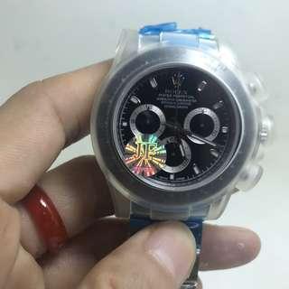 環亞  JF廠 ROLEX DAYTONA 116500 黑面 V2版 陶瓷圈 頂級版 40MM
