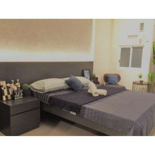 Affordable Nicely Furnished Unit in Ortigas (The Currency) For RENT