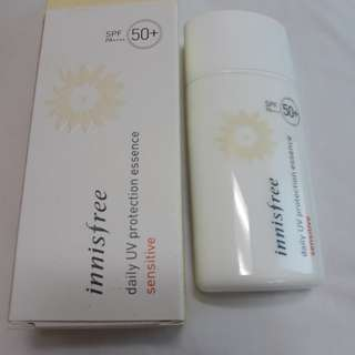 Daily UV protection essence- sensitive SPF50