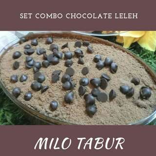 *Coklat Crispy MILO TABUR COKLAT CHIPS*