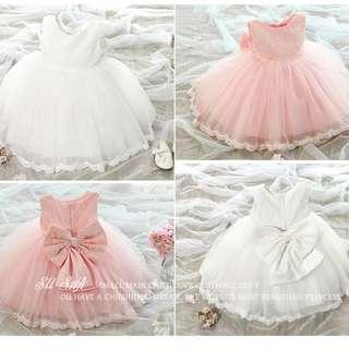 女童紗裙 公主裙 花女裙 princess gown dress