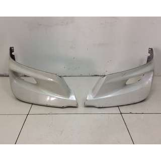 Toyota Wish Front Bumper R/L Skirt (AS2436)