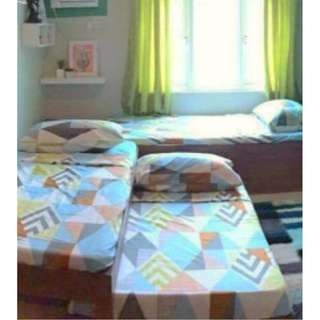 ECONOMICAL Unit with 3 Beds in Vista Taft at Malate FOR RENT