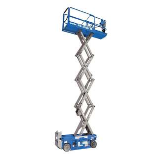 RENTAL - 6m Scissor Lift - Genie GS 1930
