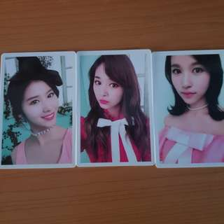 twice preorder benefit cards
