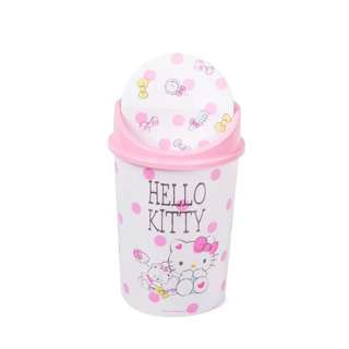 [Instock] Hello Kitty Dustbin / Trash bin