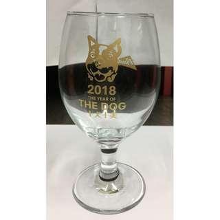 🚚 百威十全十美玻璃杯