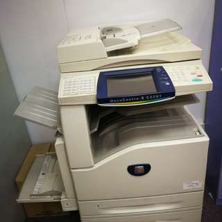 Fujixerox DocuCentre III