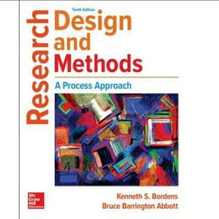 Research Design and Methods: A Process Approach, 10th Edition eBook
