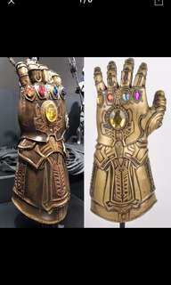 Thanos Infinity Gauntlet Avengers Infinity War