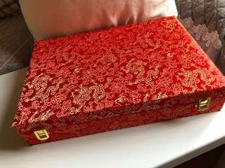 金器盒 影相一流 婚後物資