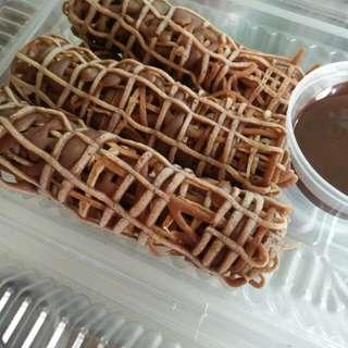 Jala Coklat (5biji)