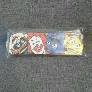 Mcdonald筆盒 90's