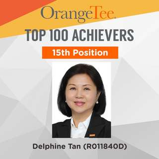 OrangeTee Top Achiever 2017: 15th Position