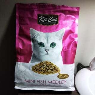 KitCat 挑嘴貓獨享 小魚乾配方1.2kg
