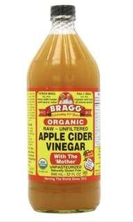 Bragg 946ml Apple Cider Vinegar