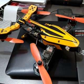 Eachine Vtail 210 FPV Racer RTF with Flysky i6 Tx