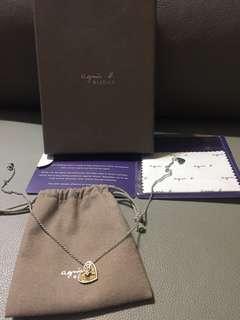 Agnes b necklace