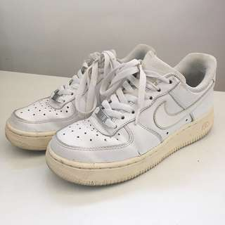 110% Authentic Nike Low AF1 (with box) Air Force 1 US 6 WOMEN