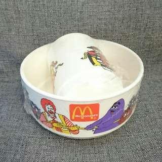 Mcdonald膠碗杯套裝