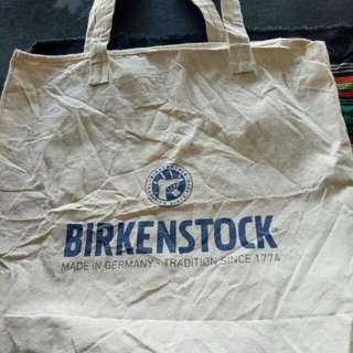 Vintage birkenstock tote bag