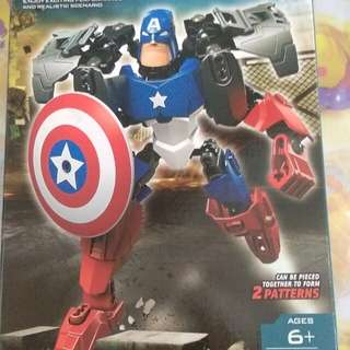 Super hero-lego