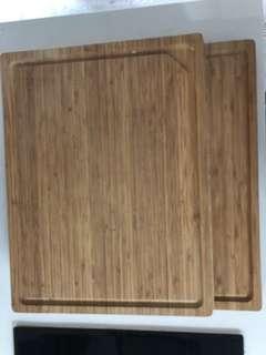 Wooden cutting board, IKEA