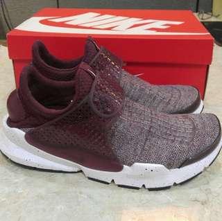 🚚 Nike Sock Dart SE Premium 男鞋 酒紅色潑墨底